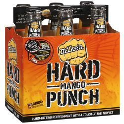 Mikes Mango Punch 6Pk