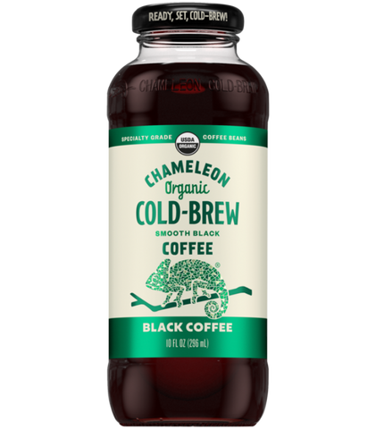 Chameleon Cold Brew On-The-Go Original Black