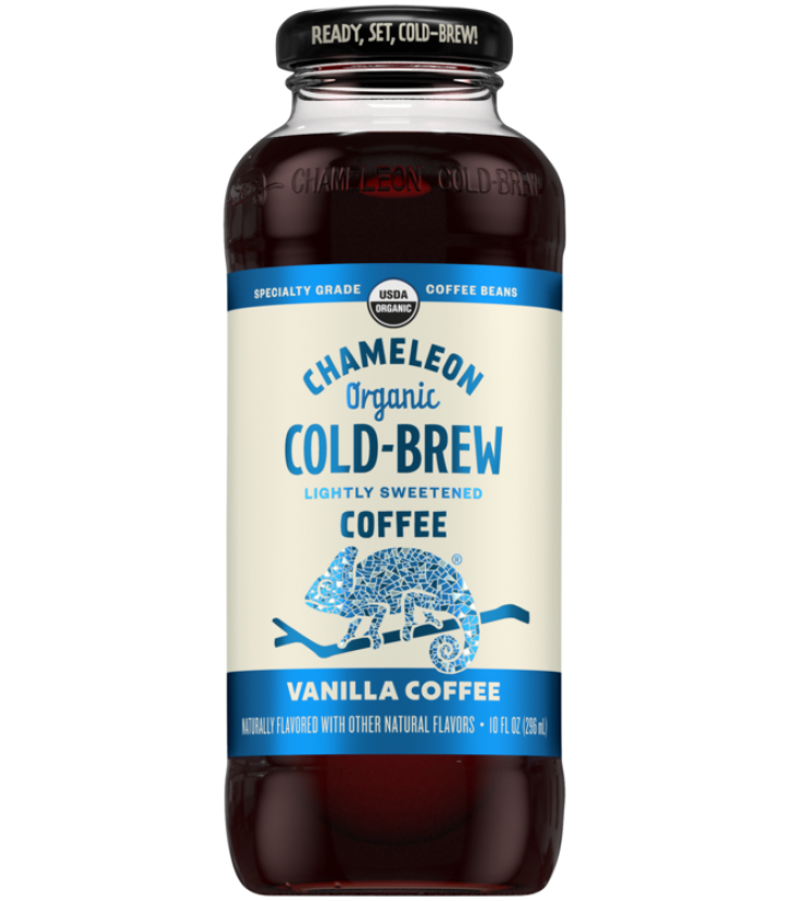 Chameleon Cold Brew On-The-Go Vanilla