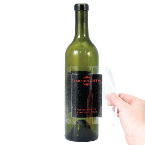 True Wine Label Remover