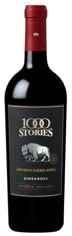 1000 Stories Bourbon Barrel Zinfandel
