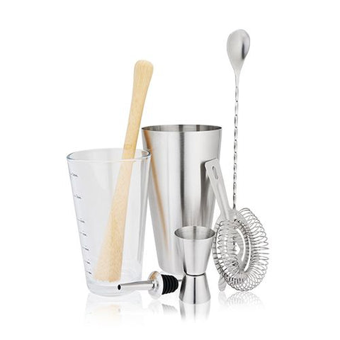7 Piece Barware Set by True