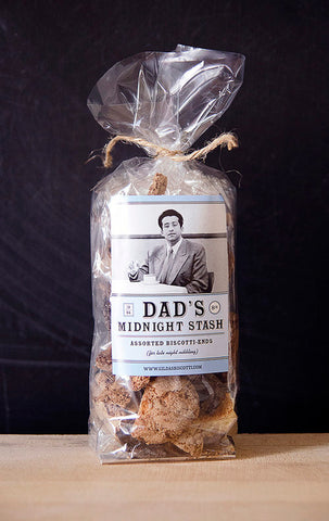Gilda's Biscotti - Dad's Midnight Stash