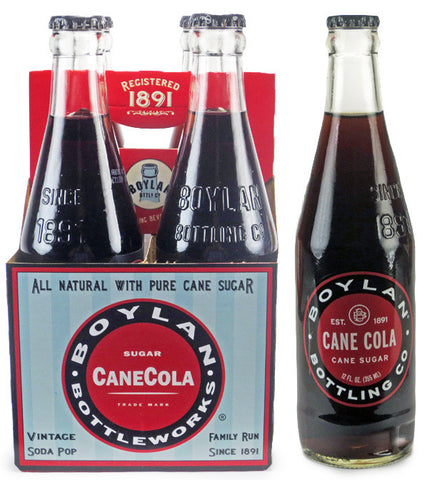 Boylan Cane Cola Soda 4-Pack