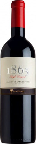 VIN SAN PEDRO 1865 SINGLE VINEYARD CABERNET SAUVIGNON