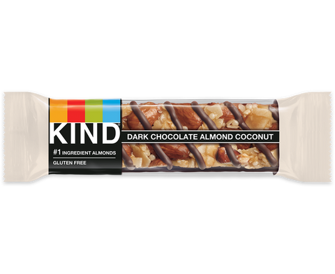 Kind Dark Chocolate Almond and Coconut Bar