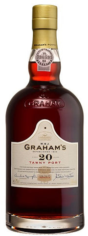 Grahams Tawny 20yr Port