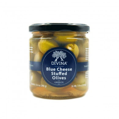 Divina Green Olives With Blue Cheese