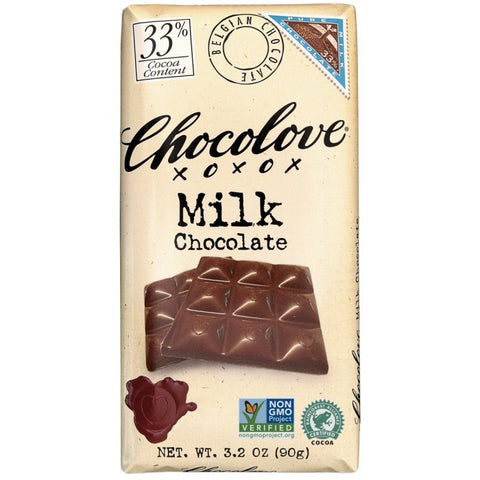 Chocolove Pure Milk Chocolate