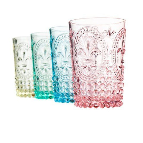 True Acrylic Tumblers (Assorted Colors)