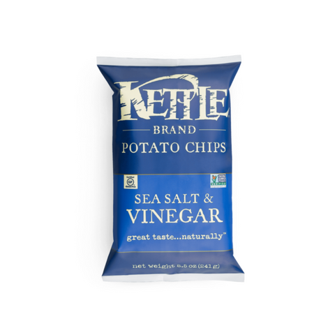 Kettle Chips Salt & Vinegar