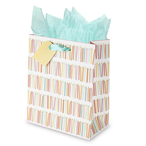 True Birthday Candle Gift Bag