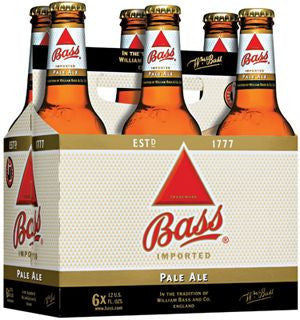 Bass Ale 6 Pk Bottles