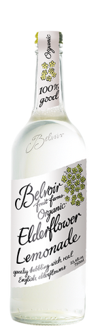 Belvoir Organic Elderflower Lemonade 750ml