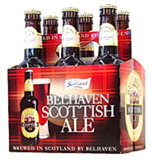 Belhaven Scotts Ale 6Pk