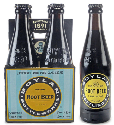 Boylan Root Beer 4-pack