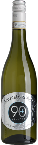 90+ Cellars Lot 134 Moscato D Asti