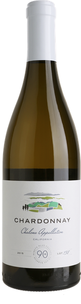 90+ Cellars Lot 138 Chalone Chardonnay