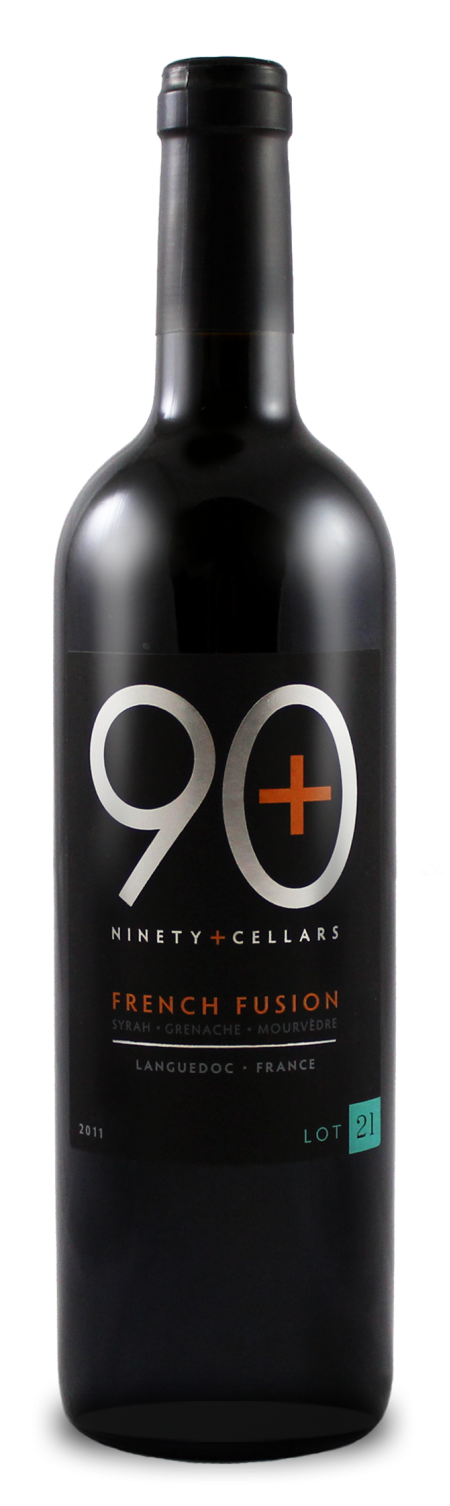 90+ Cellars Lot 21 French Fusion