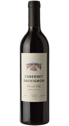 90+ Cellars Lot 148 Alexander Valley Cabernet Sauvignon