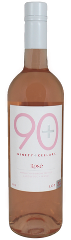 90+ Cellars Lot 33 Rose