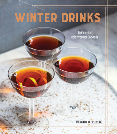 Winter Drinks Cocktail Recipe Book