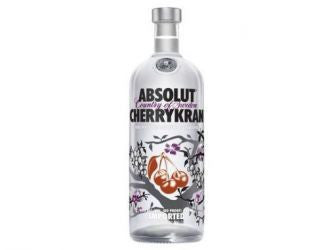 Absolut Vodka Cherrcran