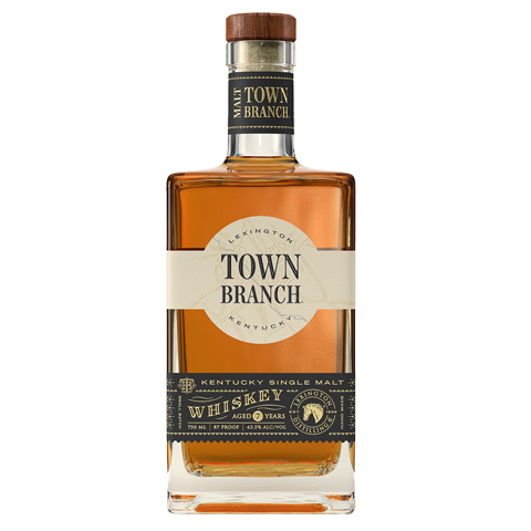 Alltech Town Branch Single Malt Whiskey