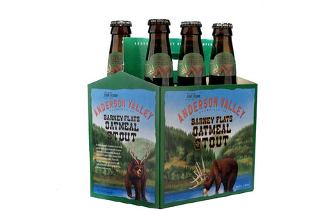 Anderson Valley Oatmeal Stout 6Pk