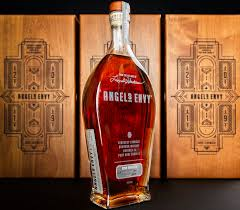 Angels Envy Bourbon Whiskey Cask Strength in Port Barrels 2019 Edition