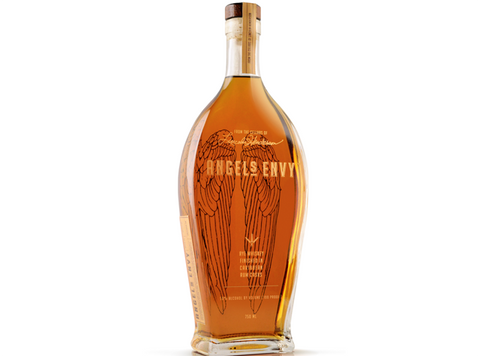 Angels Envy Rye Whiskey (Caribbean Rum Casks)
