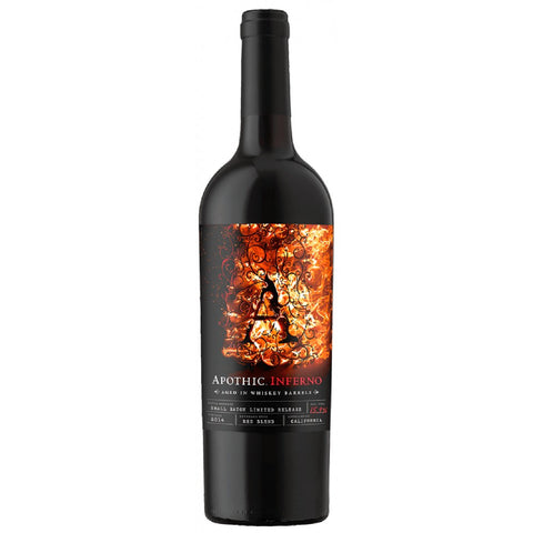 Apothic Inferno Barrel Aged Red Blend