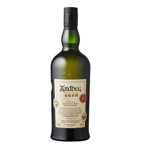 Ardbeg Le Drum Single Malt Scotch Whiskey