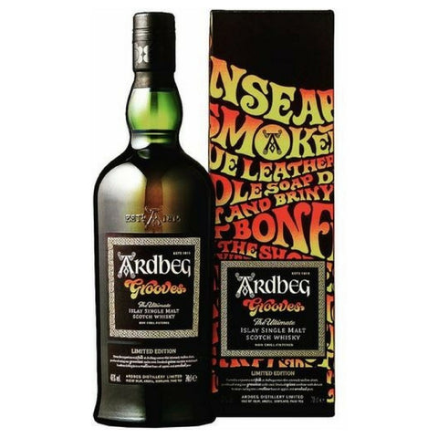 Ardbeg Grooves Single Malt Scotch Whiskey