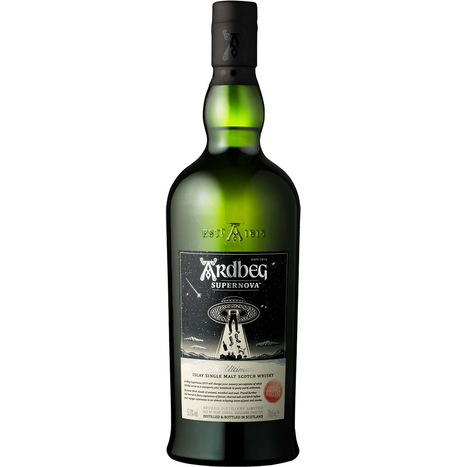 Ardbeg Supernova 2019 Islay Single Malt Scotch