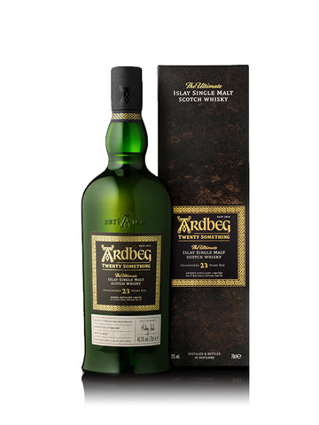 Ardbeg Twenty Something 23yr Single Malt Scotch Whiskey