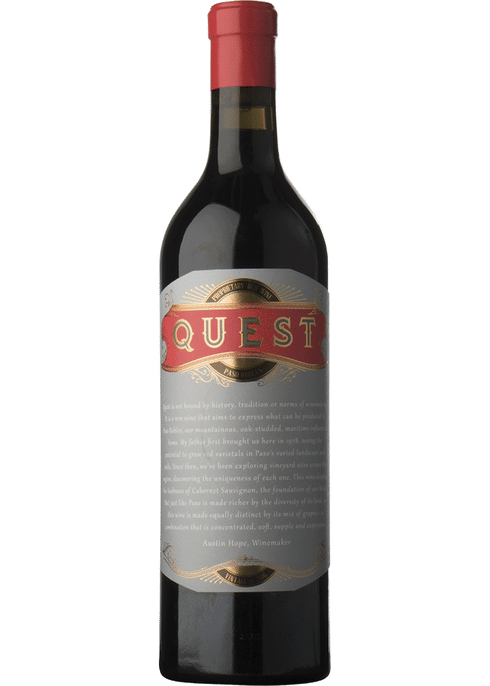 Austin Hope Quest Proprietary Red