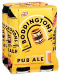 Boddingtons Pub Ale 4Pk