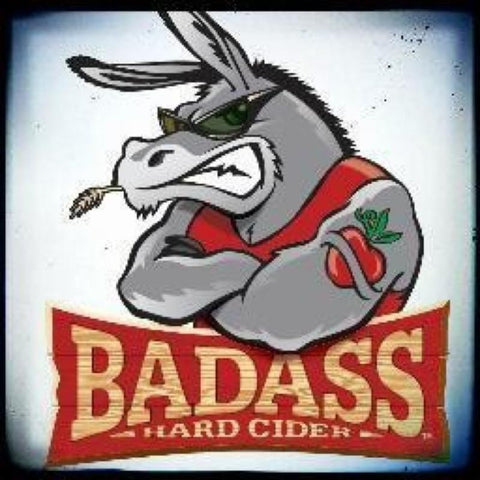 Bad Ass Pear Cider 6Pk