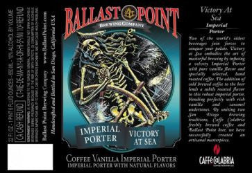 Ballast Point Victory At Sea 22Oz