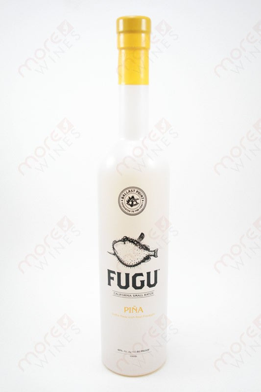 Ballast Point Fugu Pina Vodka