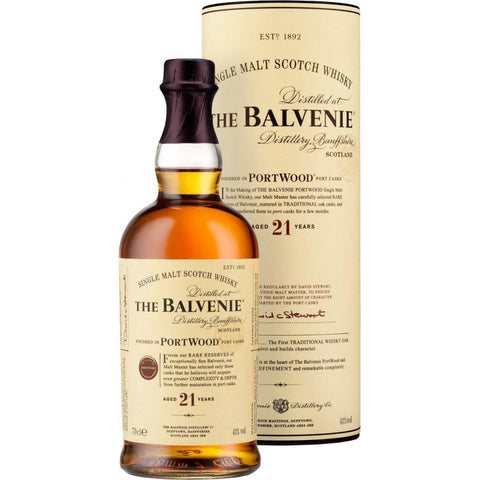 Balvenie 21Yr Portwood Single Malt