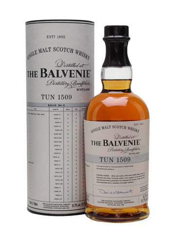 Balvenie Tun 1509 Batch #4 Scotch Whiskey