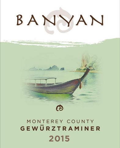 Hobo Wines Banyan Gewurztaminer