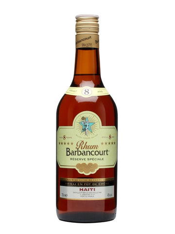Barbancourt 8 Yr Old 5 Star Rhum