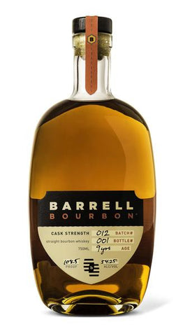 Barrel Craft Bourbon Whiskey #12
