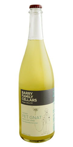 Barry Family Cellars Pet-Gnat Cayuga