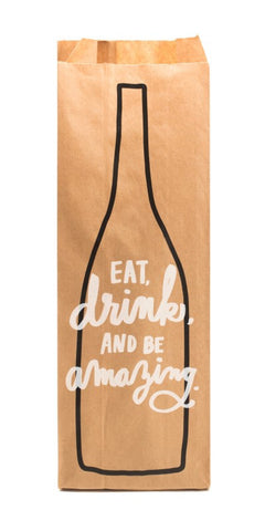 EASY TIGER BE AMAZING LIQUOR BAG
