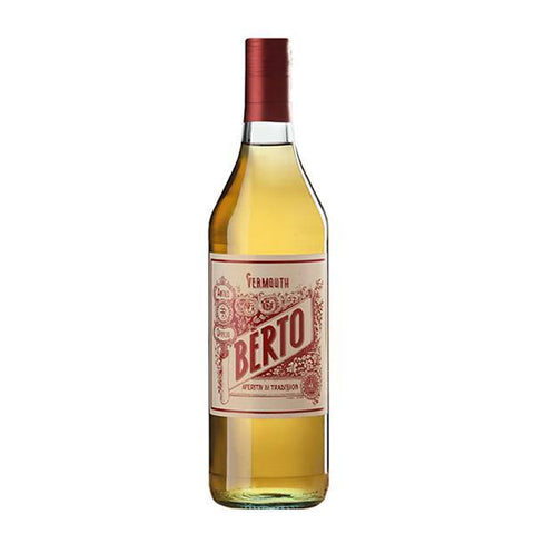 Berto Vermouth Aperitiv Tradission Bianco 500mL