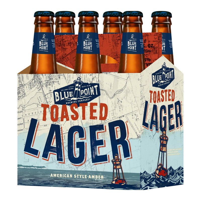 Blue Point Toasted Lager 6Pk